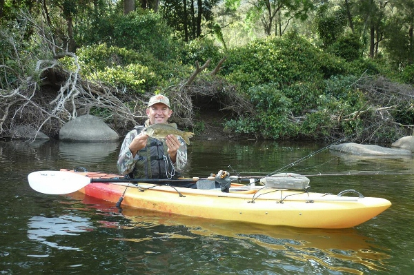 The Eco Daintree.  A perfect entry level bass yak!